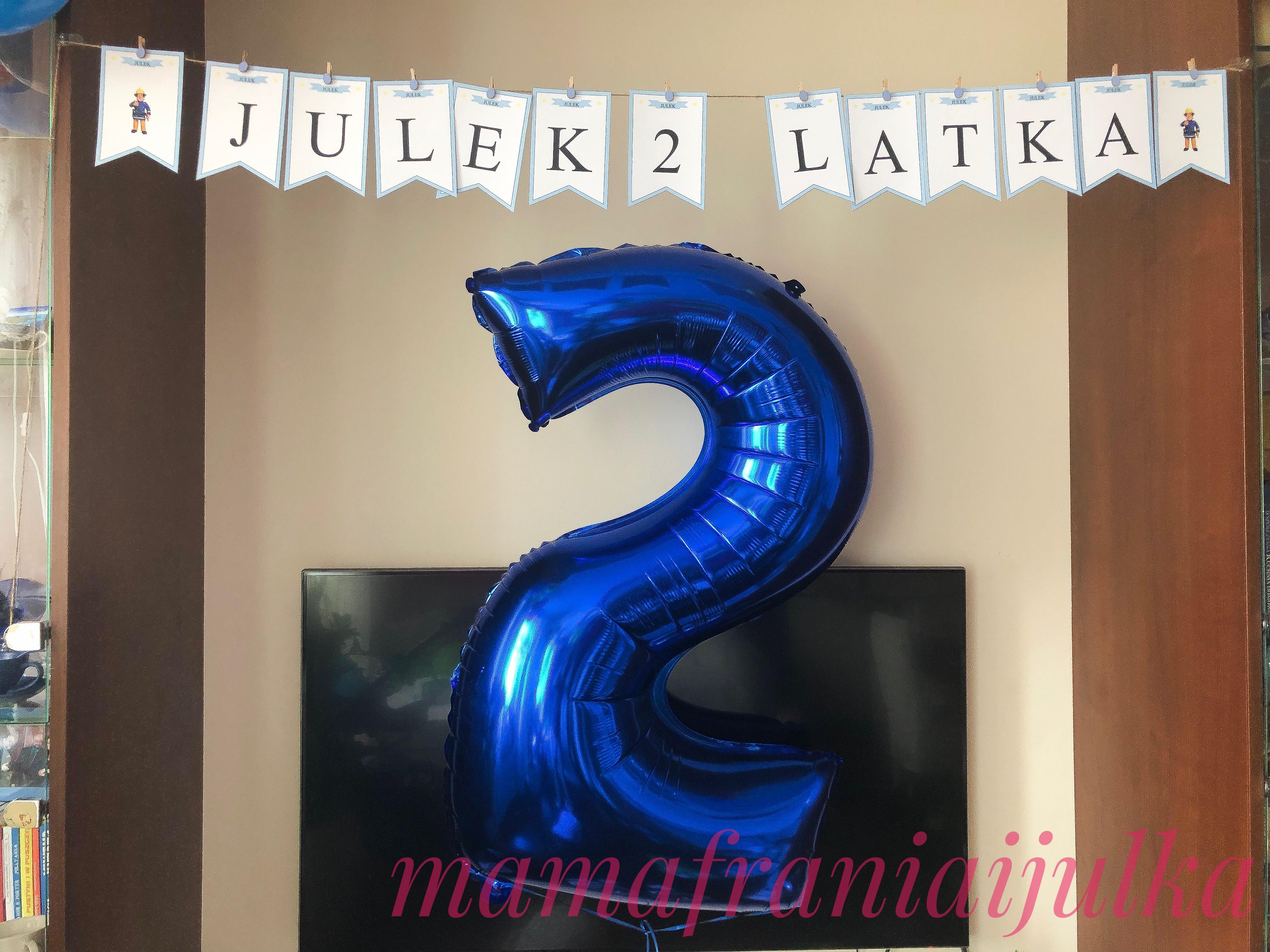 2 Urodziny Julka At Mamafraniaijulka